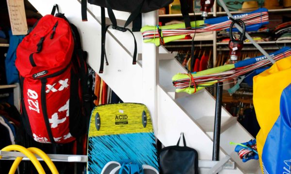 La Manille kitesurf